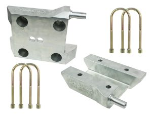 U-Bolt Plates for Diff Housing