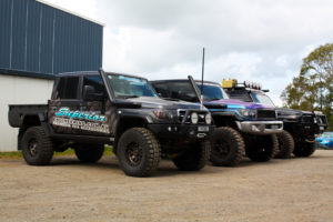 Superior Landcruiser Outback Kits